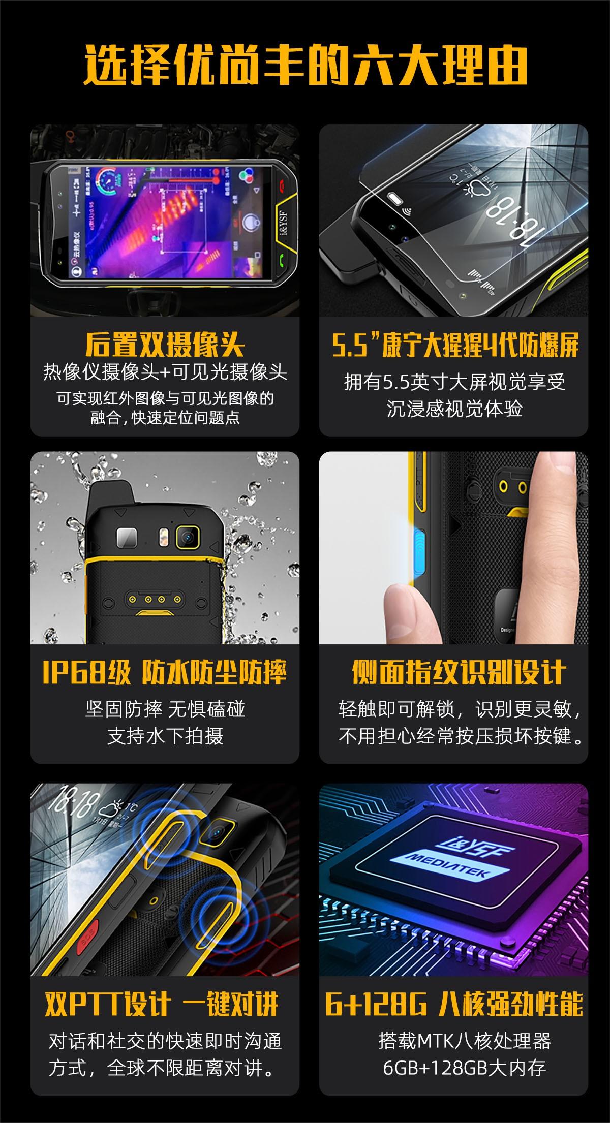 热成像手机,手机热成像仪