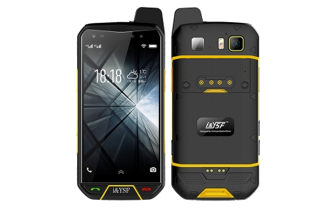 Infrared Thermography Rugged smartphone